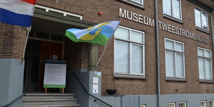 Museum vanaf 20 november weer geopend.