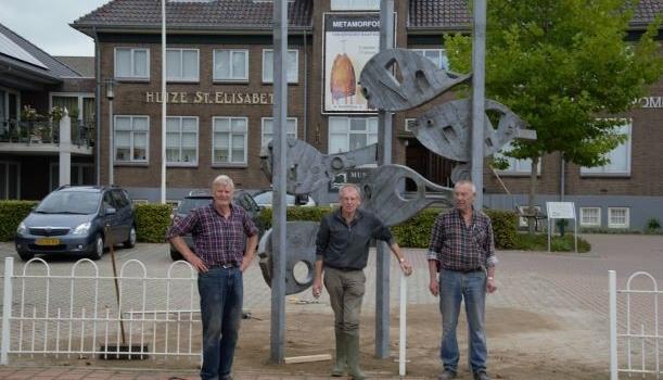 Museum Tweestromenland is in het bezit gekomen van haar derde kunstwerk van Jac Maris.